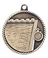 "2"" Swimming Medal HR750"