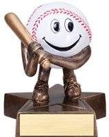 Lil' Buddy Series Baseball Trophy
