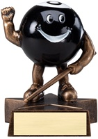 Lil' Buddy Series Billiards Trophy