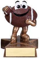 Lil' Buddy Series Football Trophy