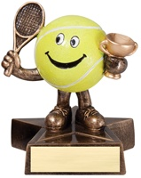 Lil' Buddy Series Tennis Trophy