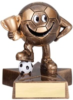 Lil' Buddy Series Soccer Trophy