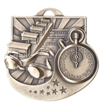 "2"" Star Blast Swimming Medal M1014"