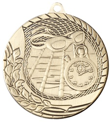 "2"" Economy Swimming Medal M1214"