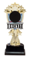 "6-1/2"" All Star Hockey Figure on Base Trophy MF3270-ASB335"