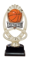 "6-1/2"" Meridian Basketball Figure on Base Trophy MF763-ASB335"