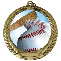 "2-3/4"" Full Color Series Baseball Medal MM292-FCL-4"