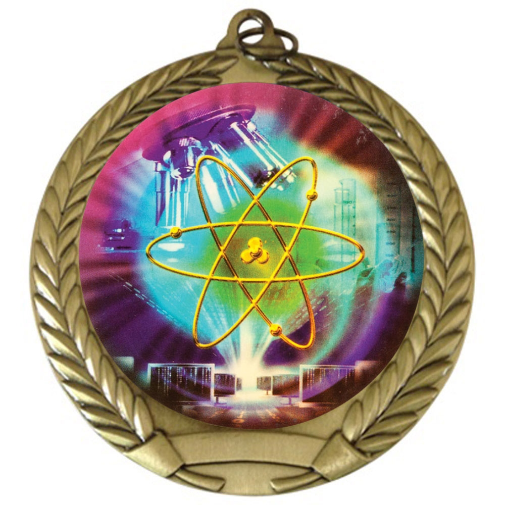 "2-3/4"" Science Medal"