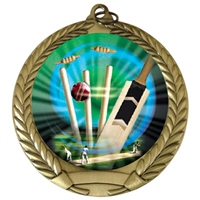 "2-3/4"" Cricket Medal"