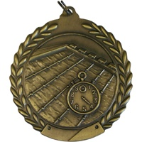 "2-3/4"" Swimming Medal MS114"