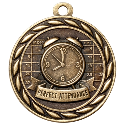 "2"" Scholastic Perfect Attendance MS322"