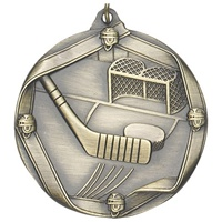 "2-1/4"" Hockey Medal MS610"