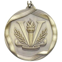 "2-1/4"" Victory Medal MS665"