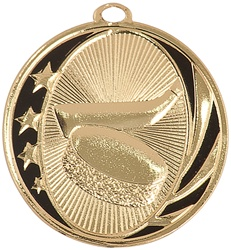 "2"" MidNite Star Series Hockey Medal MS705"