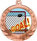 "2-3/4"" Motion Hockey Medal MTN08"