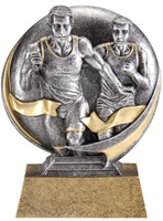 "5"" Motion Xtreme Boys Track Trophy"