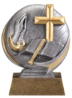 "5"" Motion Xtreme Religion Trophy"