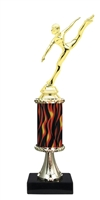 Dance Trophy on Marble Base