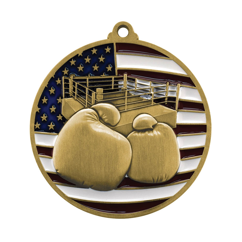 Patriot Boxing Medal
