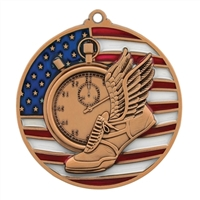 Patriot Track Medal