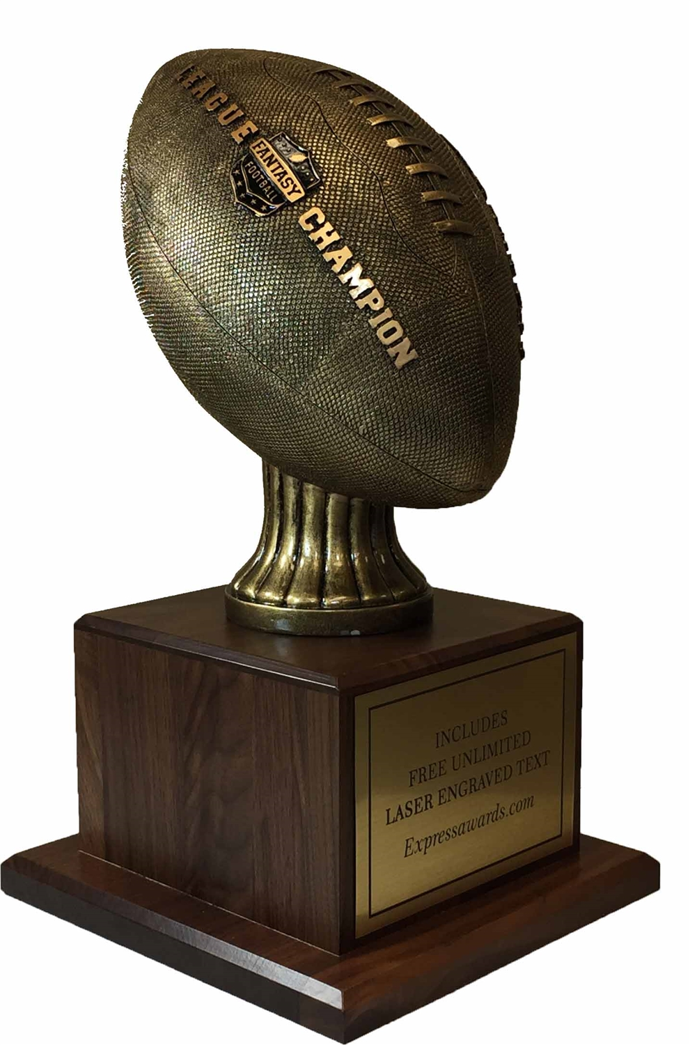 "15"" Fantasy Football Trophy"