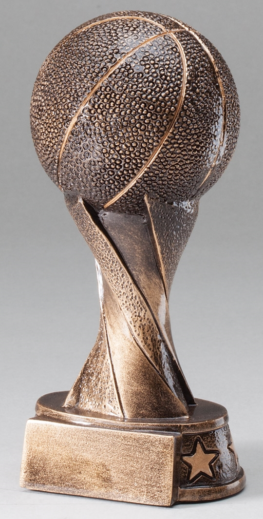 "5"" Basketball Trophy"