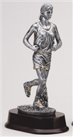 "10"" Female Runner Trophy Award"