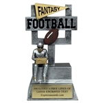 Fantasy Football Resin Trophy