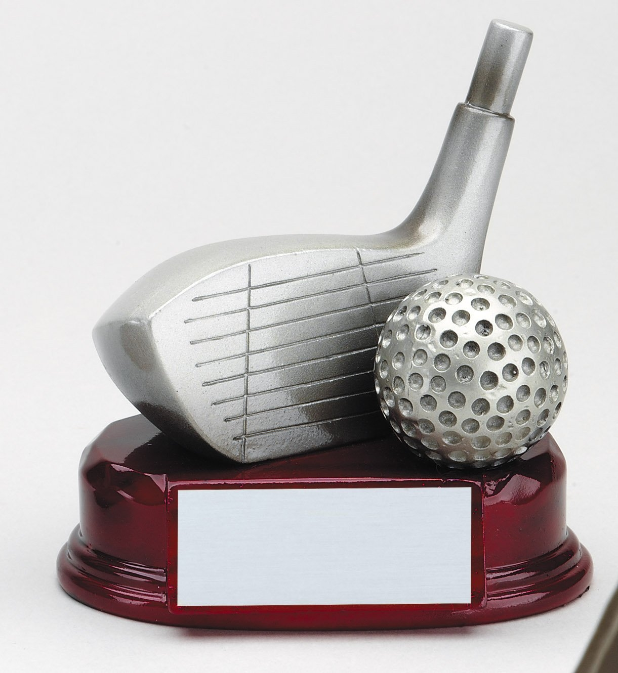 Longest Drive Golf Trophy Award