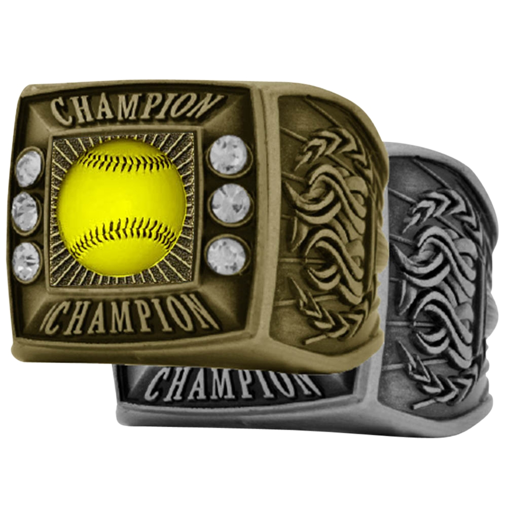 at com high and softball replica showroom manufacturers baseball suppliers end championship rings alibaba usssa