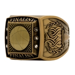 Basketball Finalist Rings
