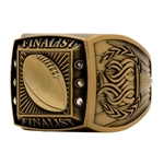 Football Finalist Rings