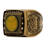 Softball Finalist Rings