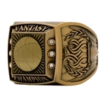 Fantasy Basketball Champion Ring