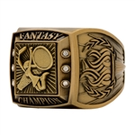 Fantasy Cheerleading Champion Ring