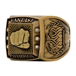 Fantasy Martial Arts Champion Ring