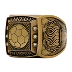 Fantasy Soccer Champion Ring