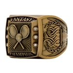 Fantasy Tennis Champion Ring