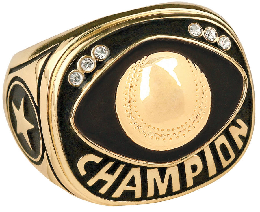 Champion Baseball Ring