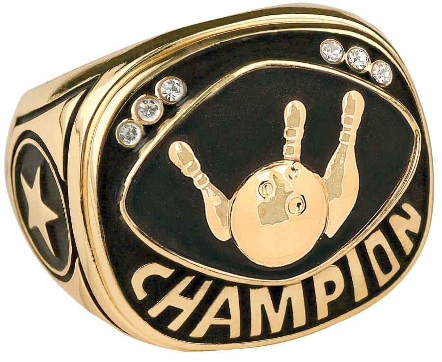 Champion Bowling Ring