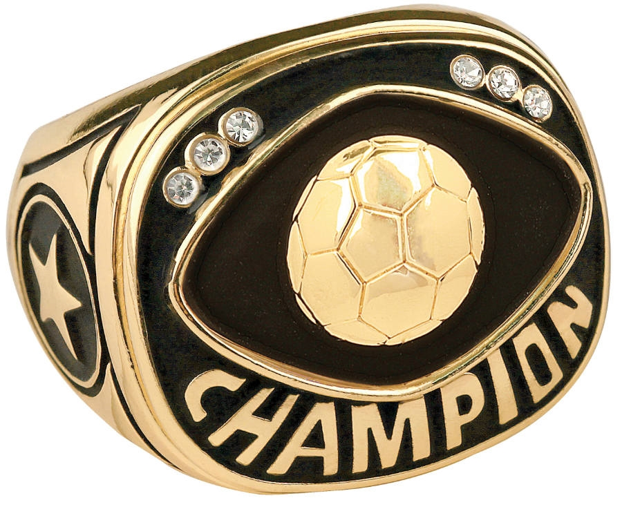 Champion Soccer Ring