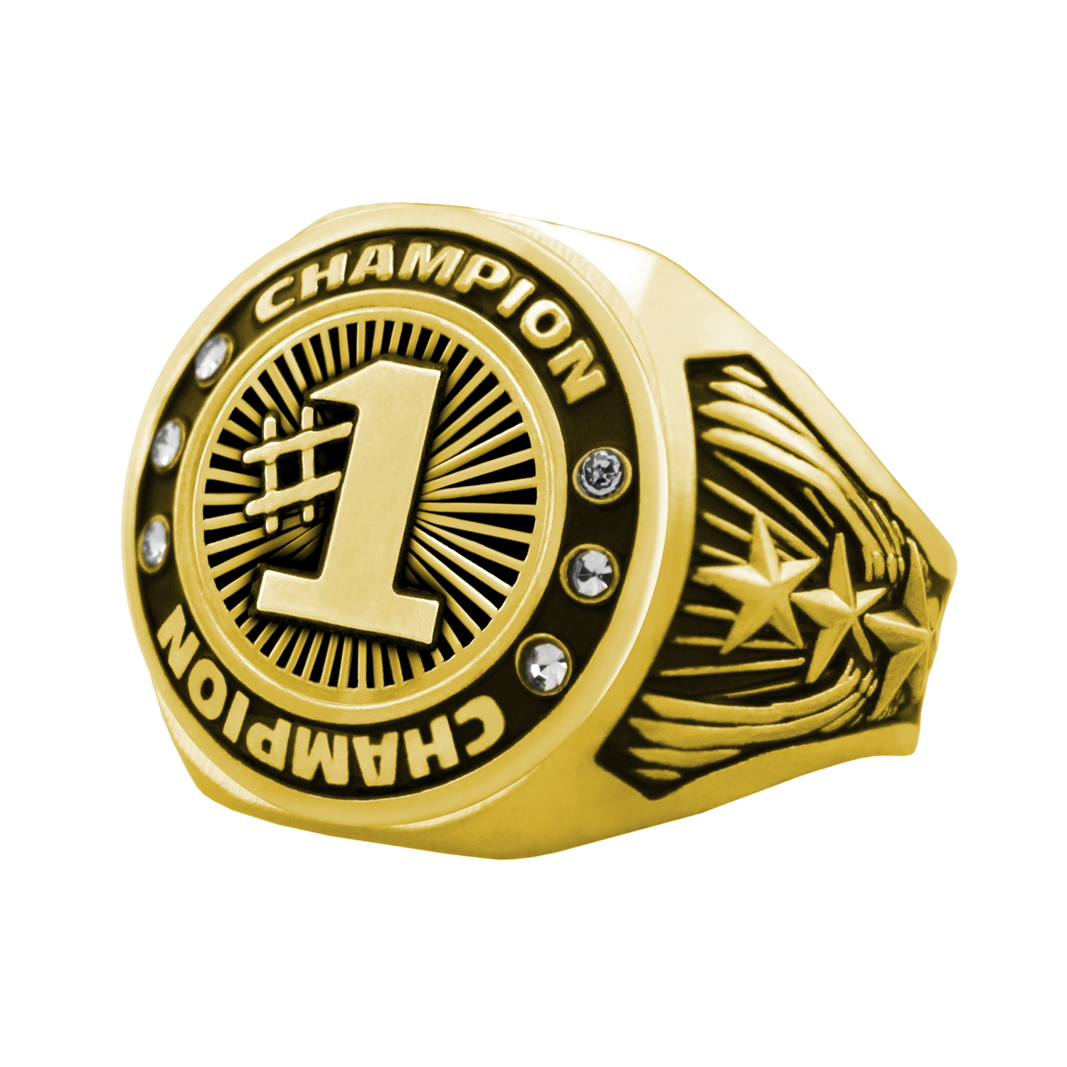 Champion Number 1 Ring