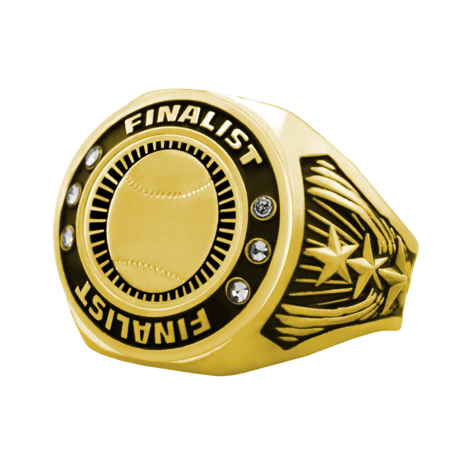 Finalist Baseball Ring