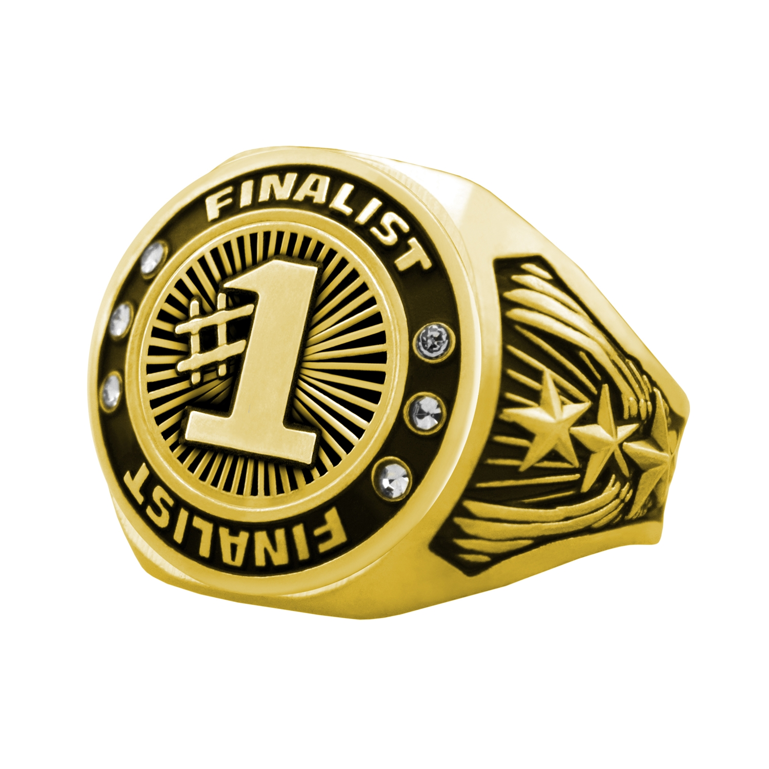 Finalist Number 1 Ring