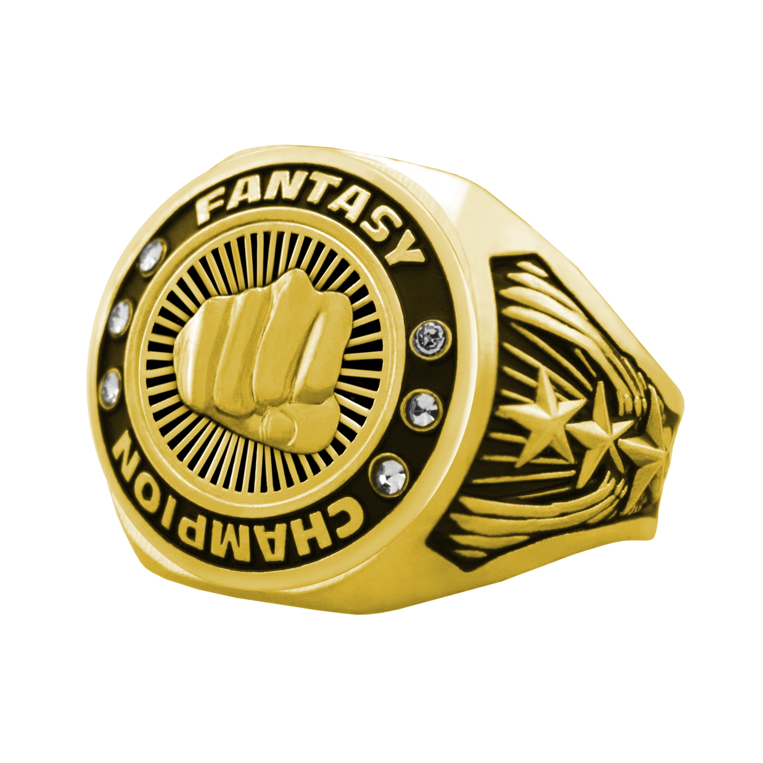 Fantasy Martial Arts Ring