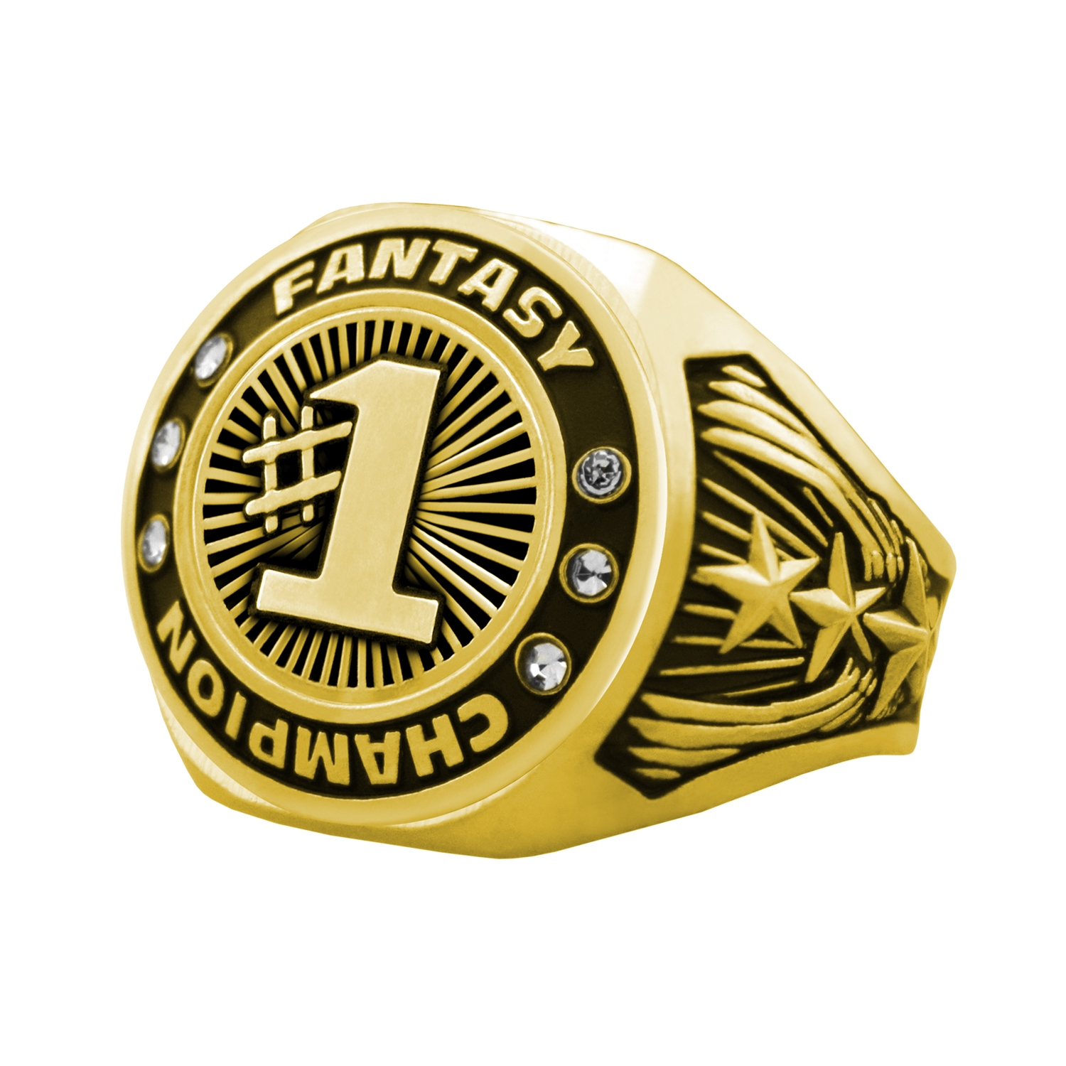 Fantasy Number 1 Ring