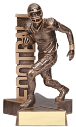 "8-1/2"" Billboard Football Trophy"