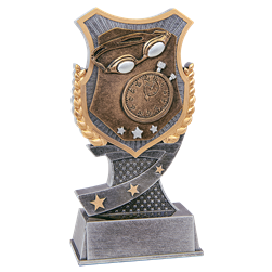 Shield Swimming Trophy