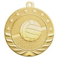 "2"" Starbrite Series Volleyball Medal Medal SB160"