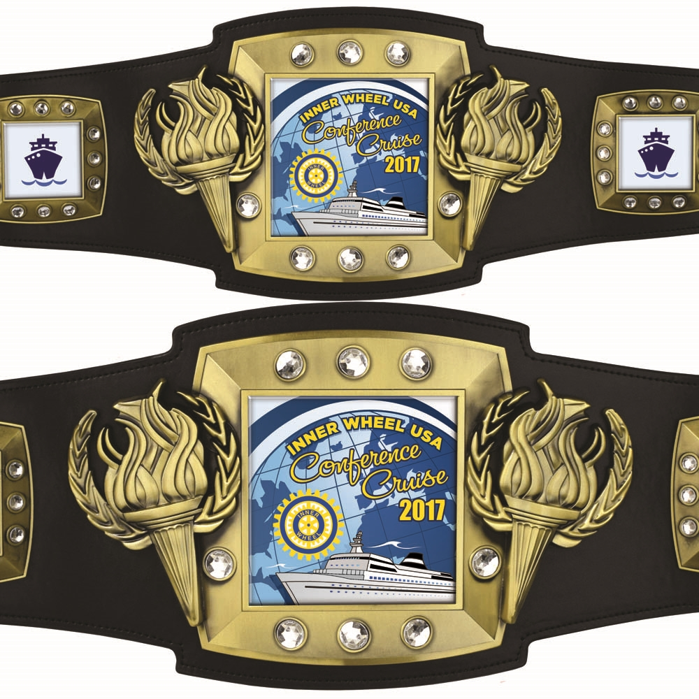 Custom Championship Award Belt SL-CAB13